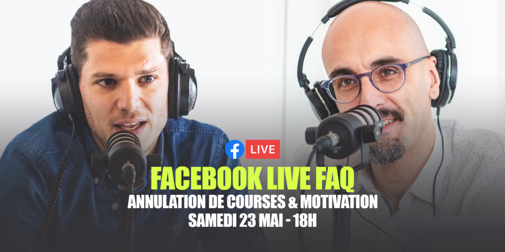annulation course a pied
